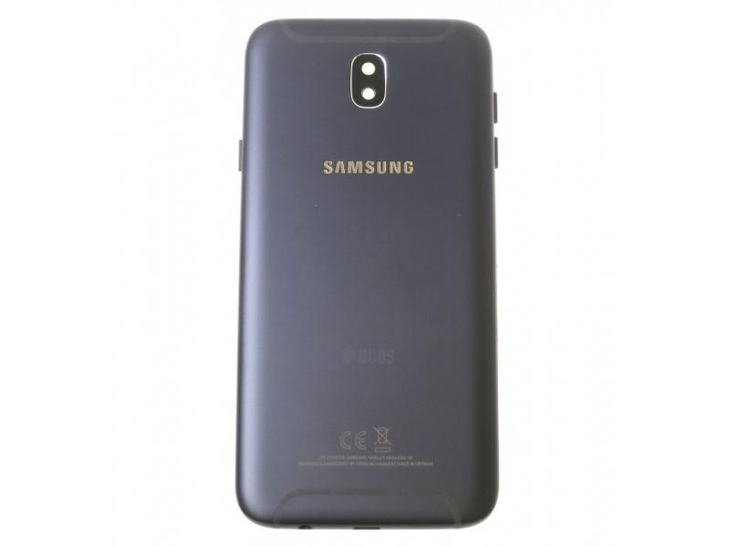 Back Cover pro Samsung Galaxy J7 (2017) Black (OEM)