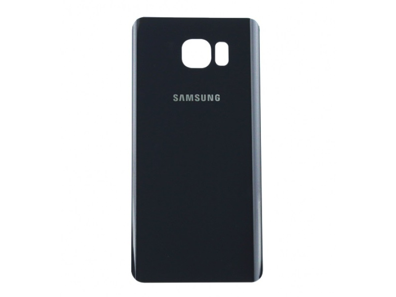 Back Cover pro Samsung Galaxy Note 5 Black (OEM)