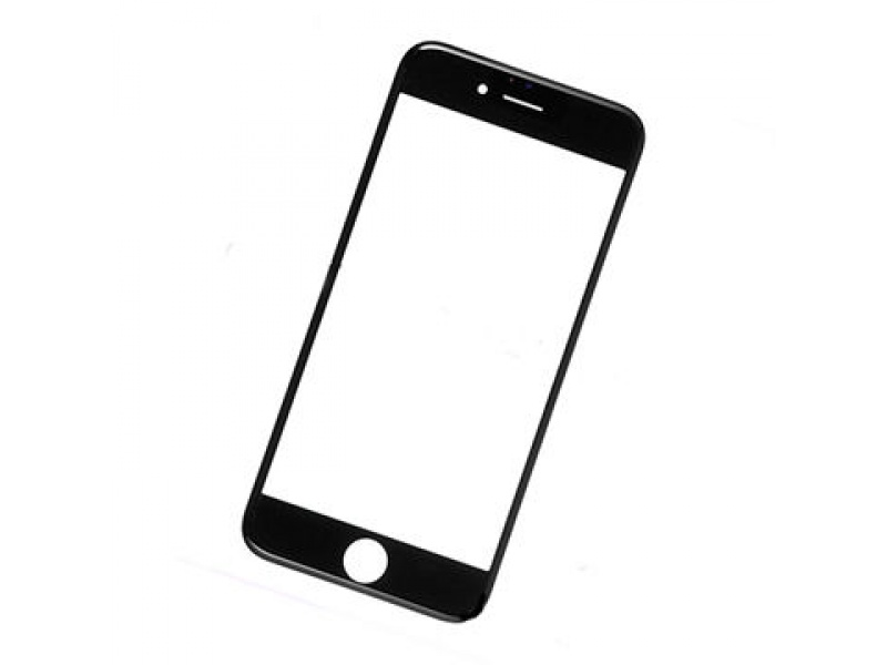 Front Black LCD glass (Without OCA / Without Frame) for iPhone 6S Plus - 10PCS/Set