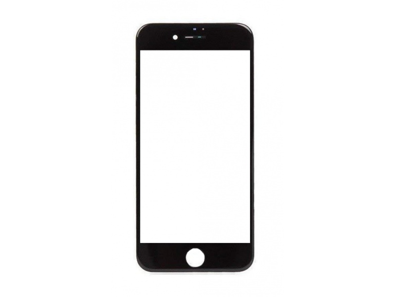 Front Black LCD glass (Without OCA / Without Frame) for iPhone 8 - 10PCS/Set