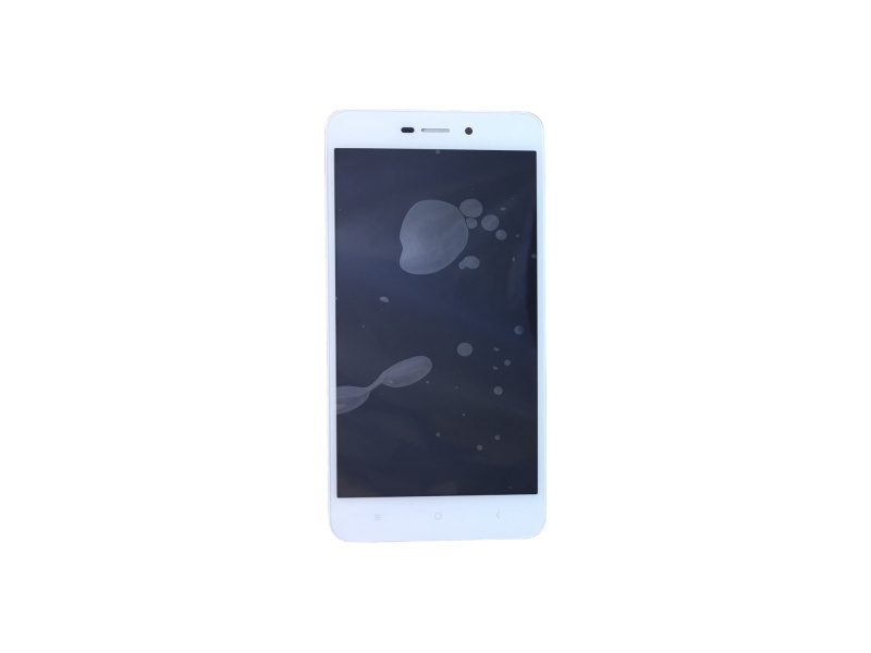 Xiaomi Redmi 4A LCD + Touch + Frame - White (Service Pack)