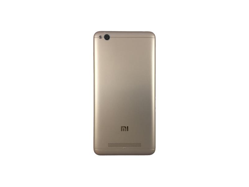 Xiaomi Redmi 4A Battery Cover Assy - Gold (Service Pack)
