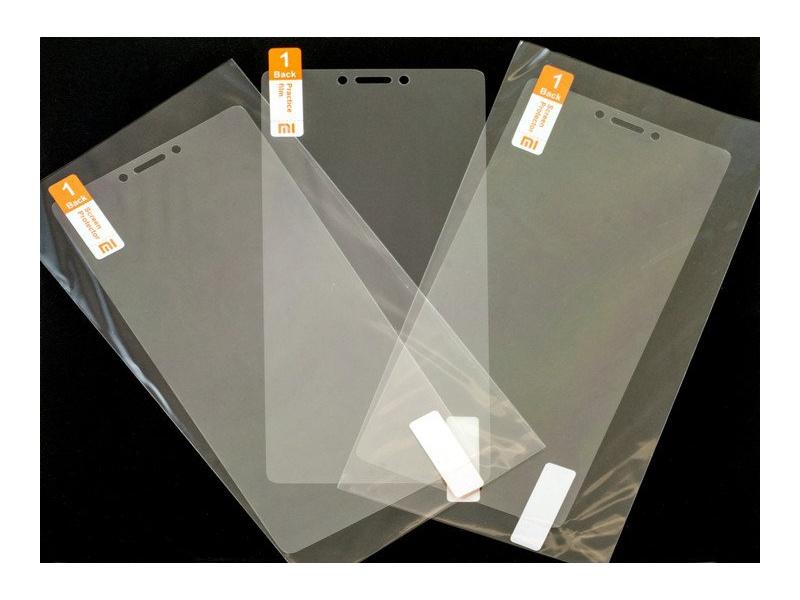 Xiaomi Mi A1 Screen Protector Rounded Edge White