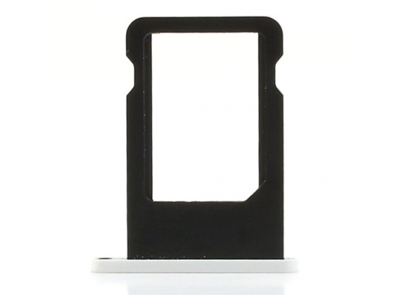 SIM Card Tray White pro Apple iPhone 5C