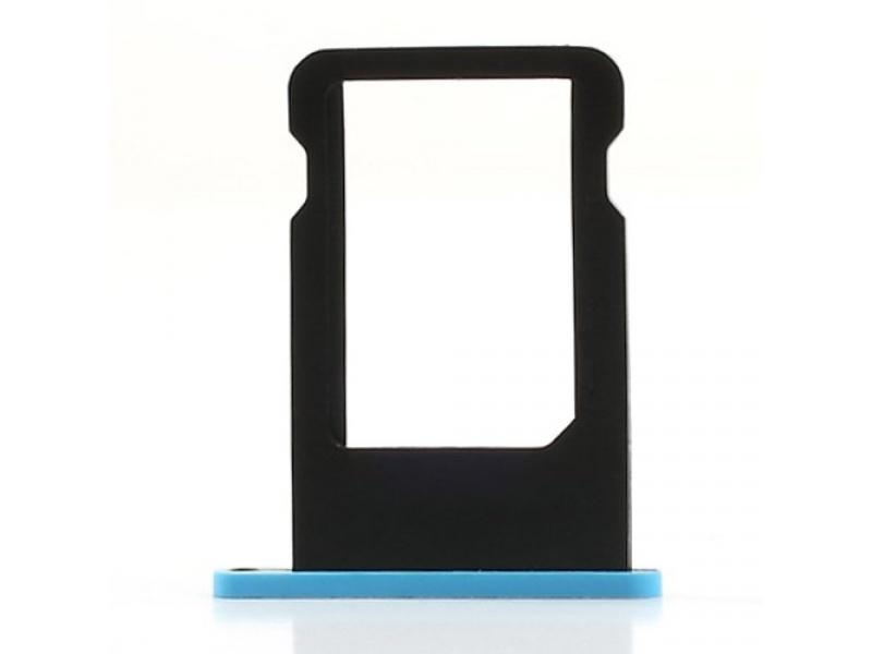 SIM Card Tray Blue pro Apple iPhone 5C