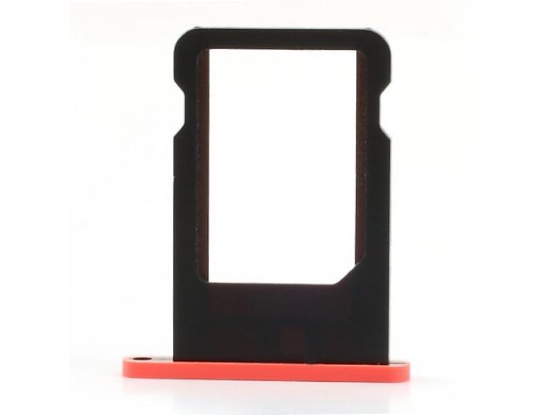 SIM Card Tray Pink pro Apple iPhone 5C