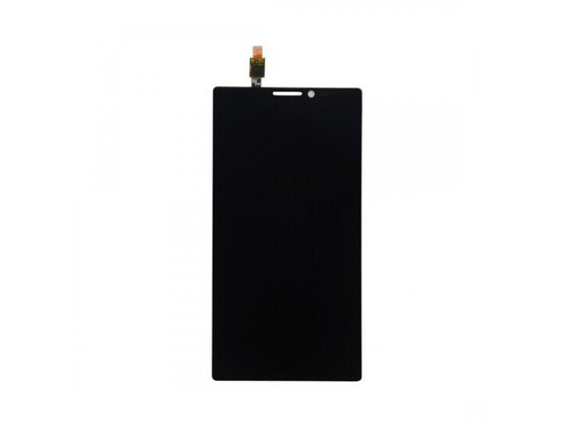 LCD + Touch + Frame pro Lenovo K920 Vibe Z2 Pro Black (OEM)