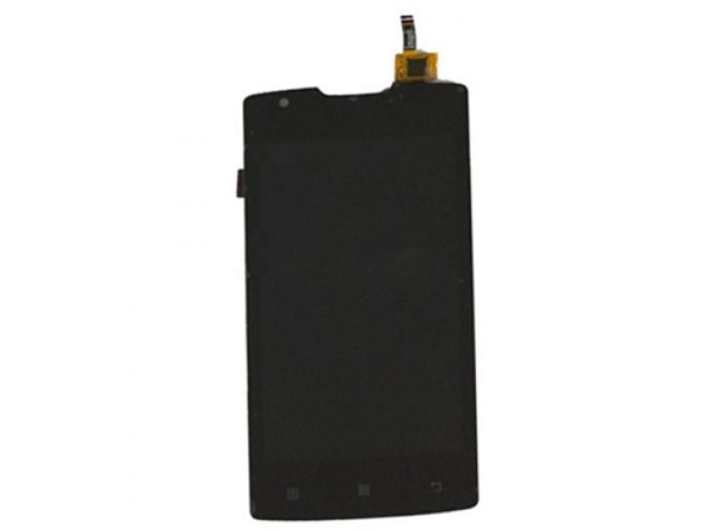 LCD + Touch pro Lenovo A1000 Black (OEM)