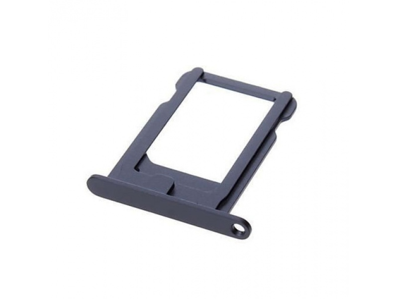 SIM Card Tray Space Grey pro Apple iPhone 5S