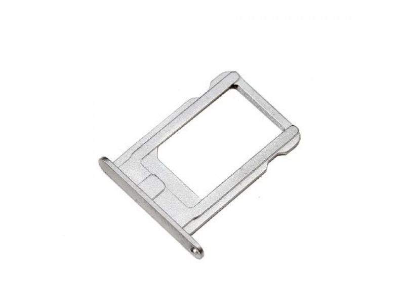 SIM Card Tray Silver pro Apple iPhone 5S