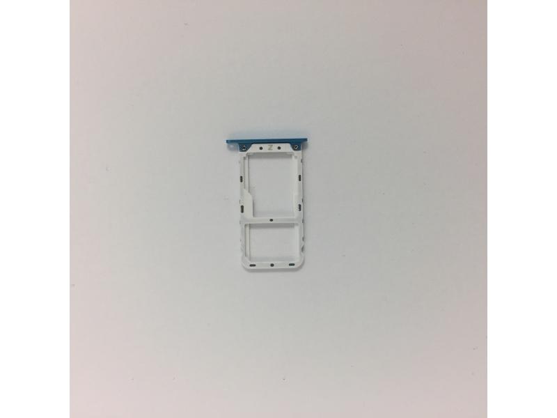 Xiaomi Redmi 5 Plus SIM Card Tray Assy - Blue (Service Pack)