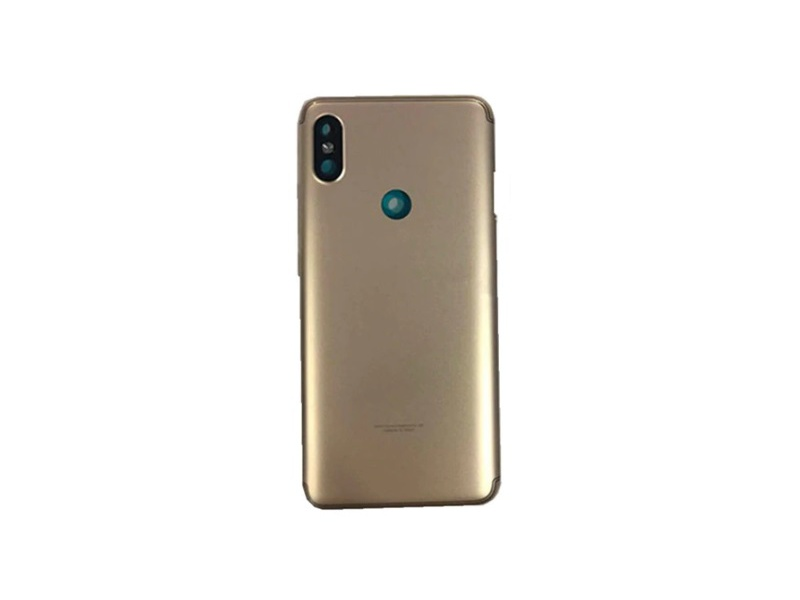 Xiaomi Redmi S2 Back Cover - Gold (OEM)