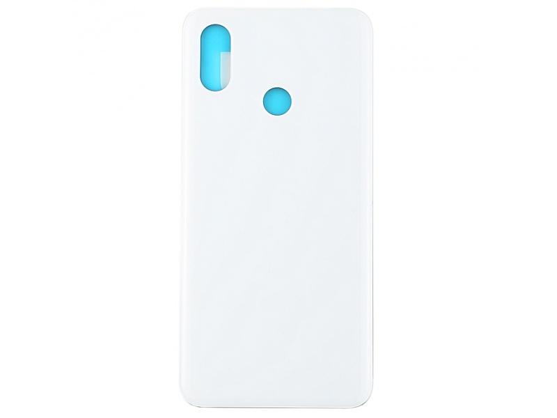 Xiaomi Mi 8 Back Cover - White (OEM)