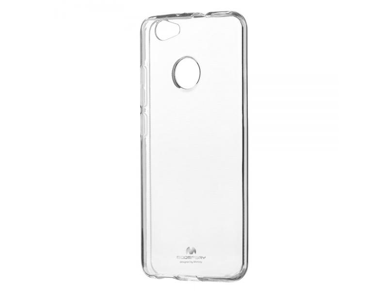 Goospery for Xiaomi Mi 8 Jelly Transparent