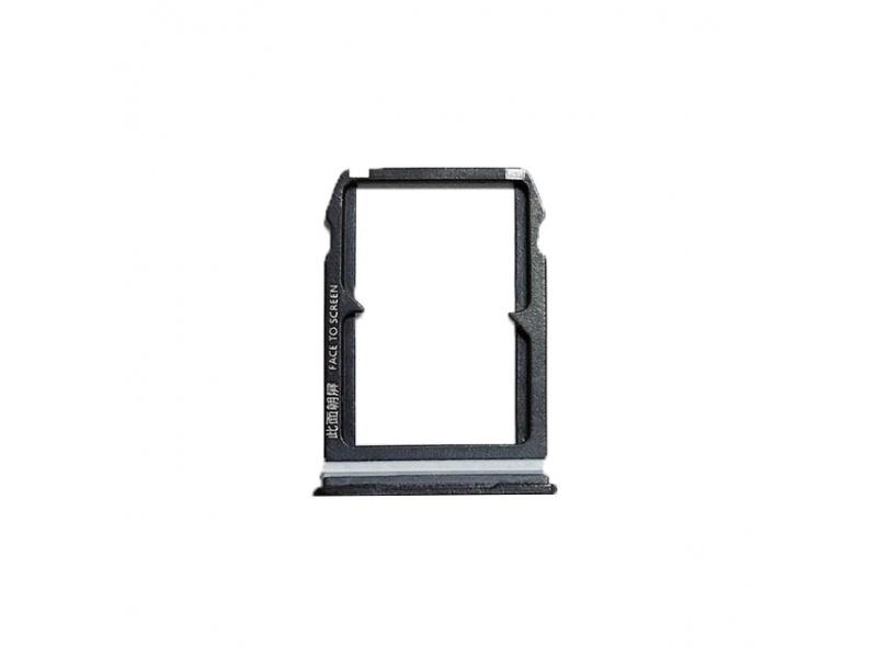 Xiaomi Mi 6 Double SIM Card Tray - Black (Service Pack)