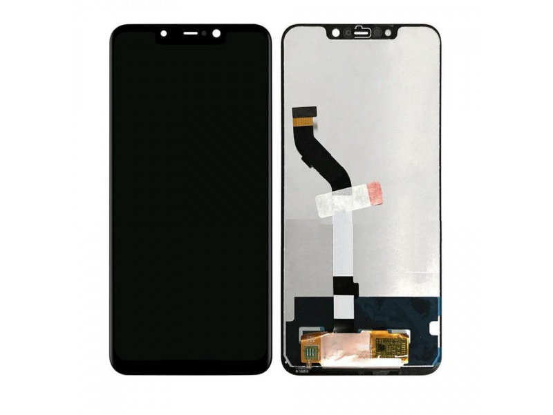 Xiaomi Pocophone F1 LCD + Touch - Black (OEM)