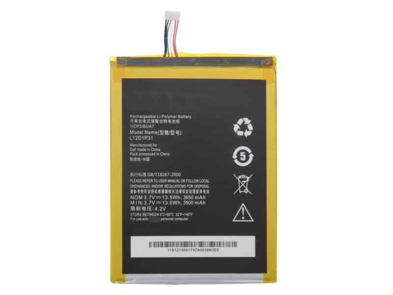 Battery pro Lenovo Idea Tab A1000 (OEM)