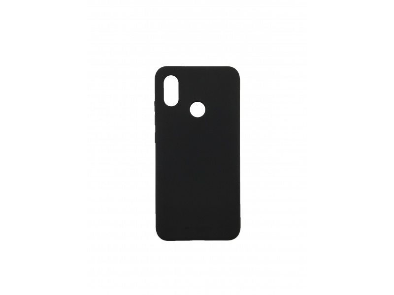 Goospery for Xiaomi Mi 8 Soft Feeling Case Black