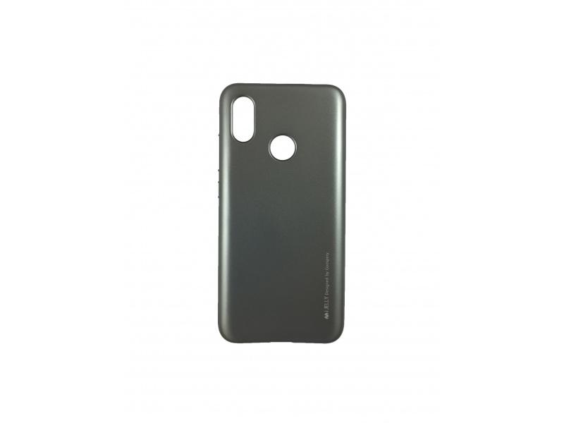 Goospery for Xiaomi Mi 8 i-Jelly Grey