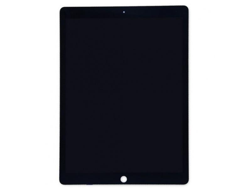 LCD + Touch Black pro Apple iPad Pro 12.9 - 2. Gen