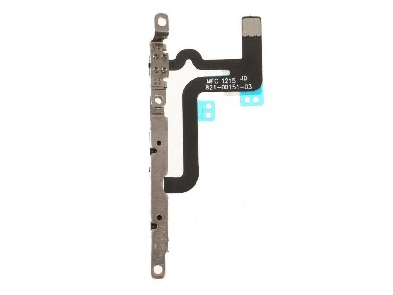 Volume Button Flex + Metal Plate pro Apple iPhone 6S Plus