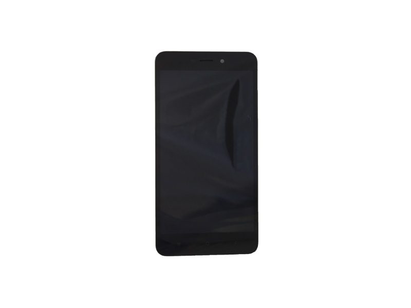 Xiaomi Redmi 4A - Grey LCD + Touch + Frame - Black (Service Pack)