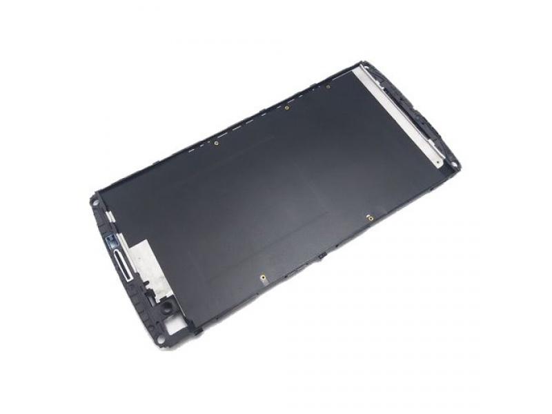 Front Cover pro LG V10 (H960A) Black (OEM)