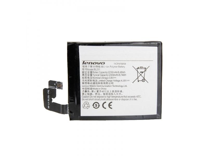 Battery BL231 pro Lenovo (OEM)