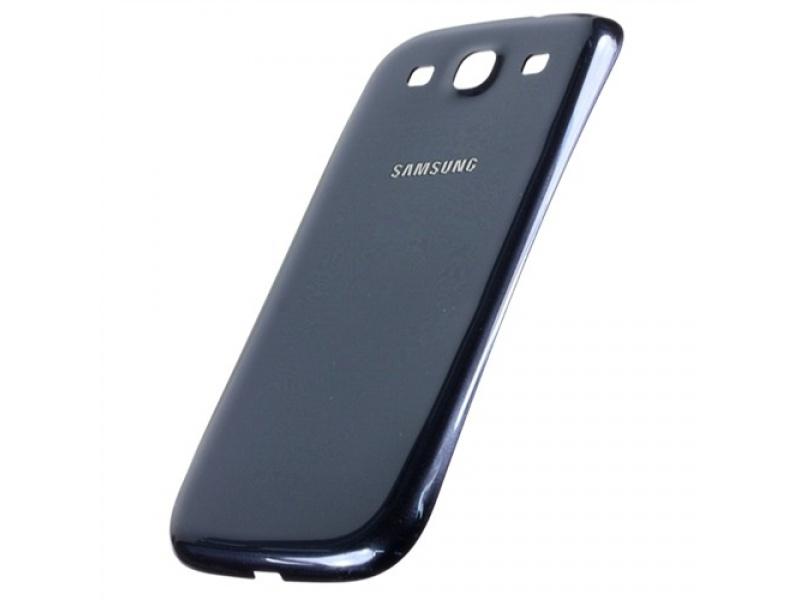 Back Cover pro Samsung Galaxy S3 (i9300) Black (OEM)