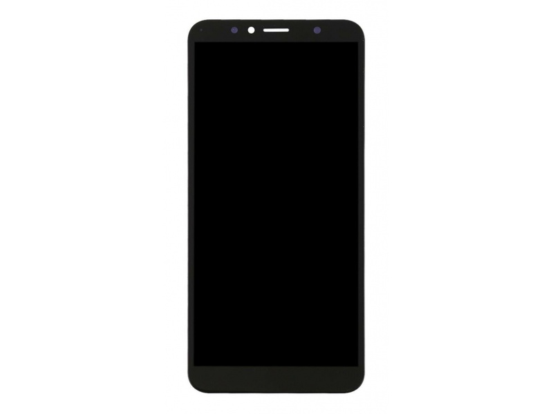 Huawei Honor 7A LCD + Touch + Frame + Battery - Black (Service Pack)