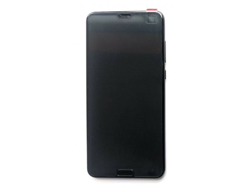 Huawei P20 Pro LCD + Touch + Frame + Battery - Black (Service Pack)
