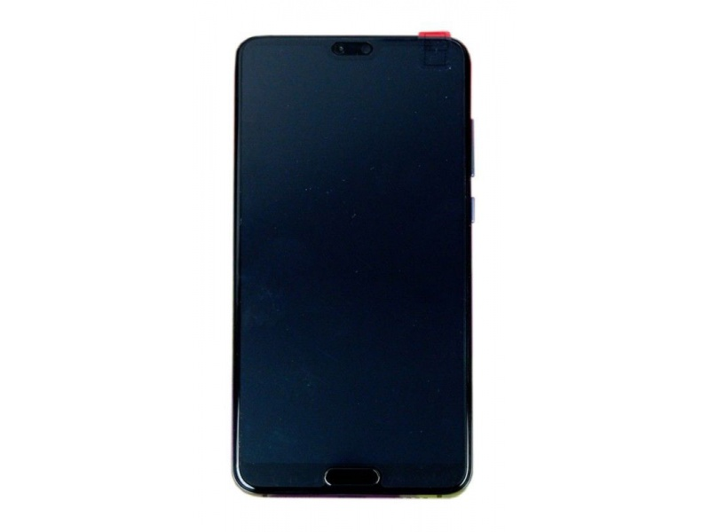 Huawei P20 Pro LCD + Touch + Frame + Battery - Twilight (Service Pack)