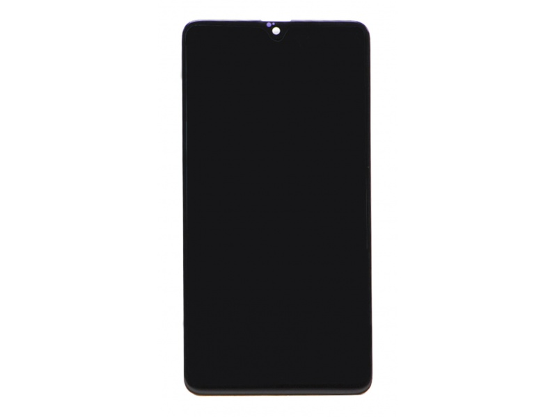 Huawei Mate 20 LCD + Touch + Frame + Battery - Black (Service Pack)