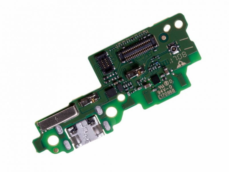 Huawei Honor 7 Lite / Honor 5C Flex Board + Micro USB Connector (Service Pack)