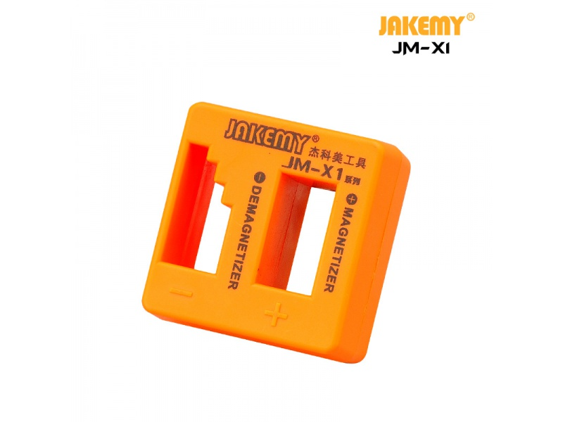 Jakemy Magnetizer and Demagnetizer Tool