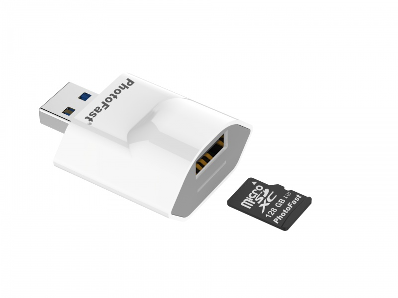 PhotoCube for iOS Device White