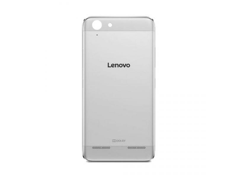 Back Cover pro Lenovo K5 Silver (OEM)