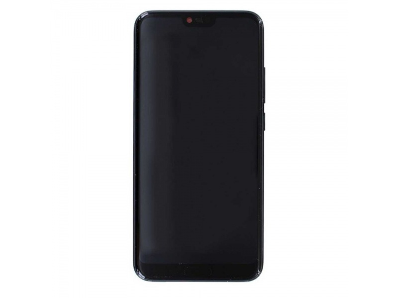 Huawei Honor 10 LCD + Touch + Frame + Battery - Black (Service Pack)