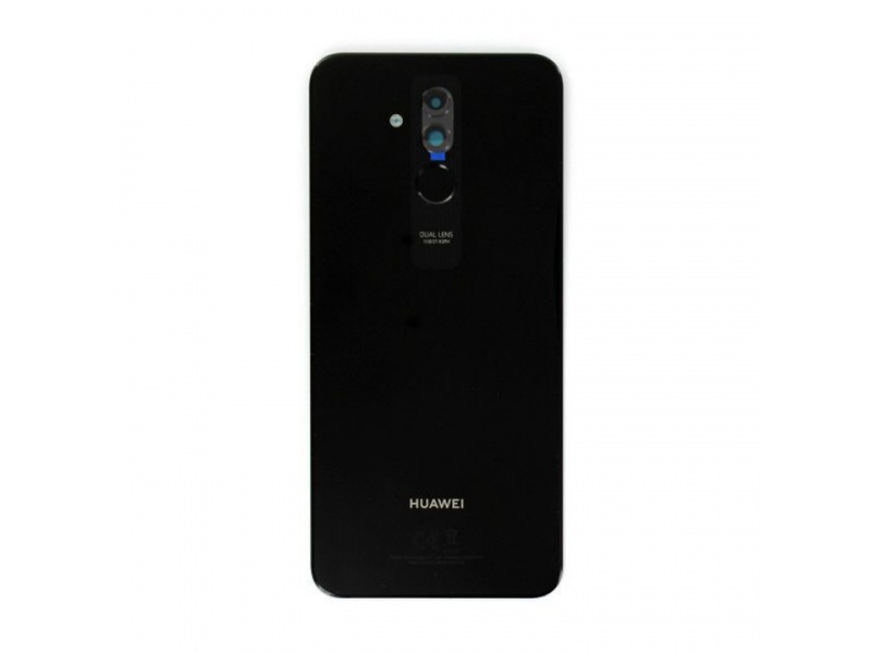 Huawei Mate 20 Lite Back Cover - Black (Service Pack)