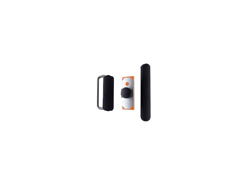 3 pcs set (Volume / Mute Button / Power) Black pro Apple iPad 3