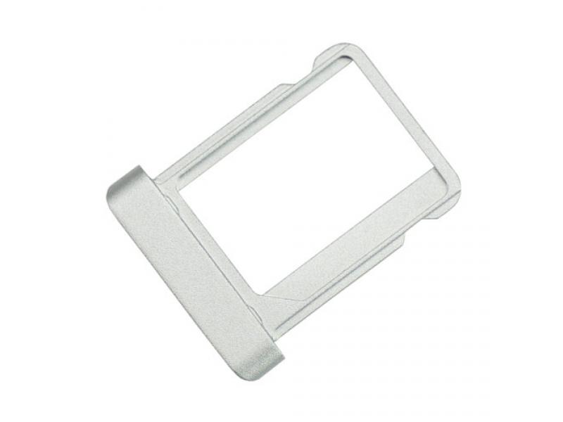 SIM Card Tray Silver pro Apple iPad 3