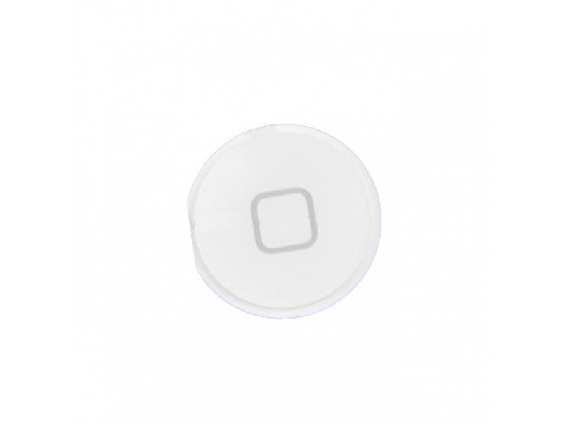 Home Button White pro Apple iPad 3