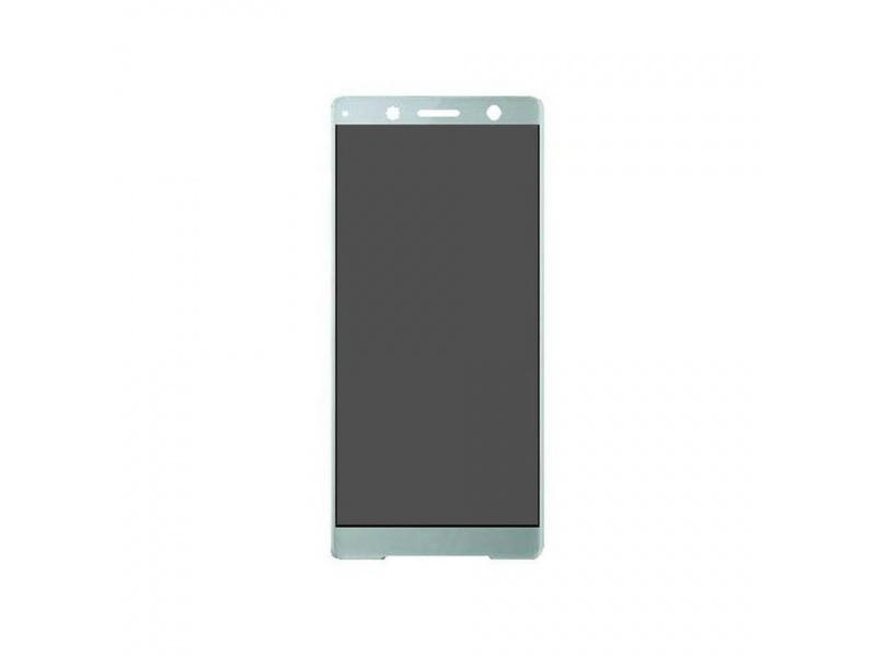 LCD + Touch pro Sony Xperia XZ2 Compact Green (OEM)