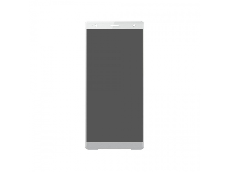 LCD + Touch pro Sony Xperia XZ2 Compact Silver (OEM)