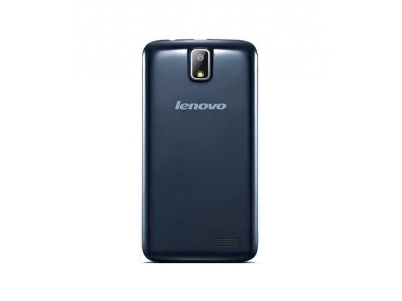 Back Cover pro Lenovo A328 Black (OEM)