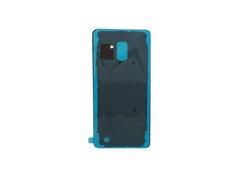Back Cover Black pro Samsung Galaxy A8+ (2018)