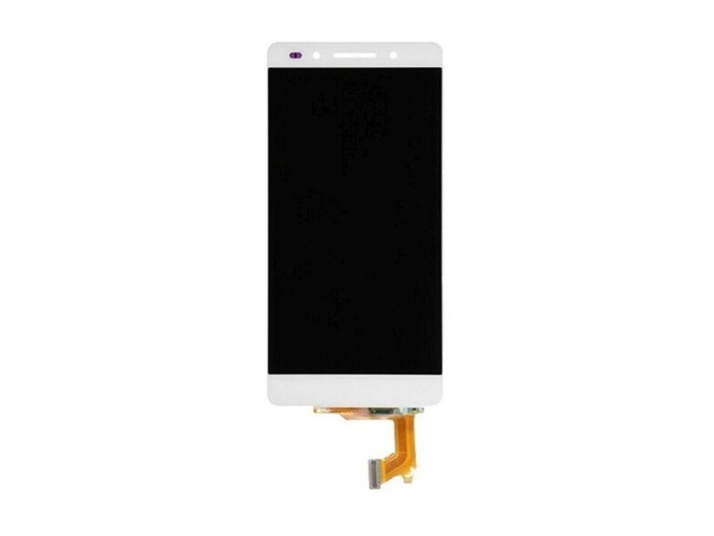 LCD + Touch pro Huawei Honor 7 - White (OEM)