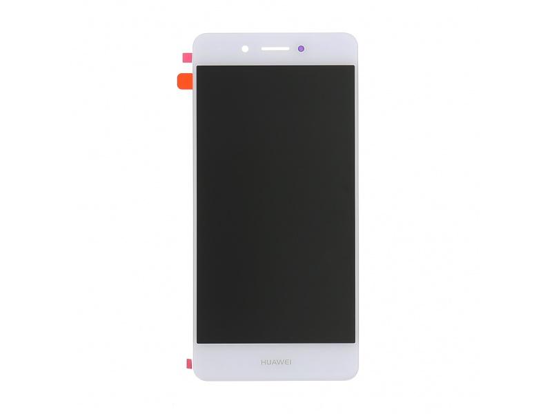 LCD + Touch pro Huawei Nova Smart - White (OEM)