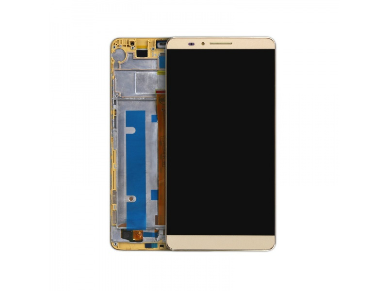 LCD + Touch pro Huawei Mate 7 - Gold (OEM)