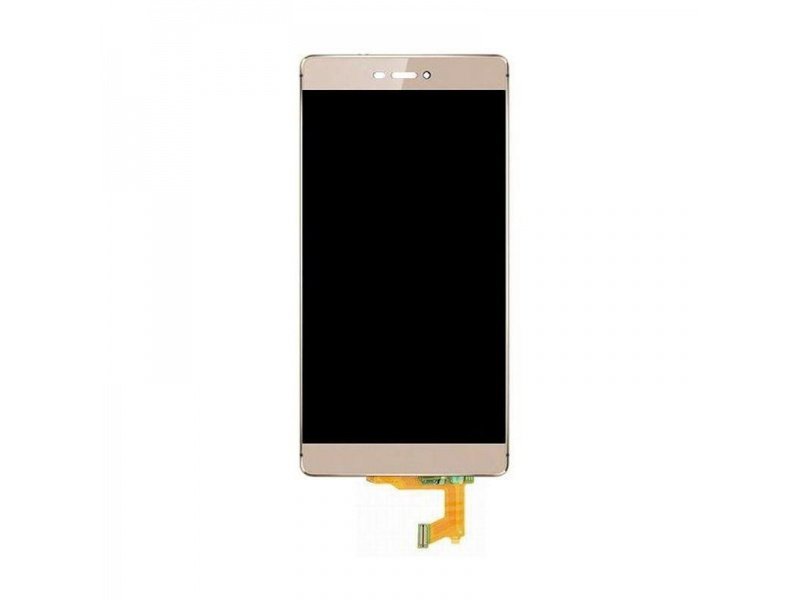 LCD + Touch pro Huawei P8 - Gold (OEM)